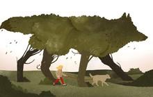 Ngựa hiền bị người cưỡi, người hiền thì bị bắt nạt, muốn chiến thắng đôi khi phải học cách tàn nhẫn như sói