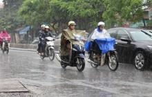 Bắc Bộ có mưa rào, Trung Bộ tiếp tục có nắng nóng