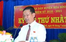 Bạc Liêu: Chủ tịch HĐND huyện xin từ chức trong khi chờ bị kỷ luật