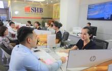 SHB đẩy lãi suất huy động lên tới 8,2%/năm