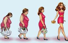 """8 sai lầm tai hại trong chế độ ăn kiêng khiến giấc mơ giảm cân """"tan thành mây khói"""""""