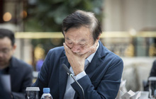 'Ngấm đòn' của Mỹ, CEO Nhậm Chính Phi lên tiếng: 'Huawei đang đứng trước thời khắc sống còn'