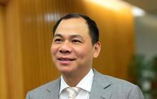 Giá trị cổ phiếu tỷ phú Phạm Nhật Vượng nắm giữ lần đầu vượt mốc 10 tỷ USD