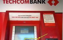 Techcombank cảnh báo tình trạng giả mạo ngân hàng thông báo trúng thưởng để lừa đảo, chiếm đoạt tiền trong tài khoản