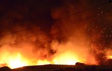 Bình Phước: Chợ Bình Long bất ngờ bốc cháy