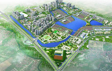 Chuyển nhượng một phần dự án khu đô thị Gia Lâm cho Minh Tân Hà Nội
