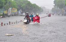 Tây Nguyên và Nam Bộ tiếp tục mưa lớn diện rộng