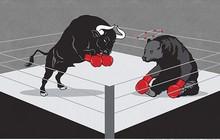 Tâm lý thận trọng bao trùm thị trường, HNX-Index bứt phá với sự khởi sắc của bộ đôi ACB, VCS