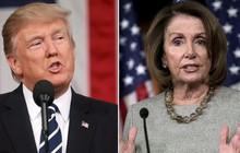 Chính phủ Mỹ vẫn đóng cửa: Tổng thống Trump và Chủ tịch Hạ viện 'đấu đá' lẫn nhau
