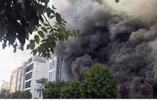 Hiện trường vụ cháy thiêu rụi quán cháo ếch Singapore