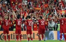 ĐT Việt Nam leo liền 5 bậc, tấn công mạnh mẽ vào top 100 thế giới