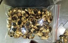 """6 năm, """"trộm một ít rồi góp dần"""" hơn 230 lượng vàng tây đem bán"""