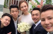 Hot: Cường Đô La và Đàm Thu Trang làm lễ đám hỏi, chính thức về chung một nhà