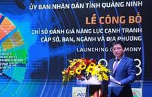 """Quảng Ninh năm thứ ba """"đo"""" năng lực cán bộ qua """"lá phiếu"""" của doanh nghiệp"""