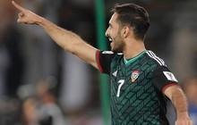 Chủ nhà UAE vào tứ kết Asian Cup 2019 sau màn đuổi bắt kịch tính và quả phạt đền tranh cãi