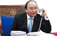 Thủ tướng gọi điện cho HLV Park Hang-seo, động viên đội tuyển Việt Nam