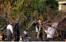 Ảnh: Đào rừng Tây Bắc ngập tràn trên phố núi Lai Châu