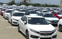 Hơn 48.000 ôtô dưới 9 chỗ được hưởng thuế nhập khẩu 0%