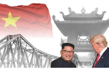 Infographics: Hành trình Thượng đỉnh Mỹ-Triều Tiên lần 2 tới Hà Nội