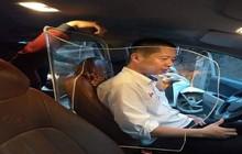 Cục Đăng kiểm nói về việc lắp vách ngăn bảo vệ tài xế