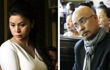 Ông Đặng Lê Nguyên Vũ đến tòa từ sớm, bà Lê Hoàng Diệp Thảo xuất hiện vào phút chót