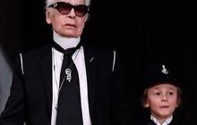 """Cuộc sống phủ đầy hàng hiệu, chỉ toàn gặp người nổi tiếng của """"Hoàng tử nhí"""" làng thời trang, con trai cưng của huyền thoại Chanel Karl Lagerfeld"""