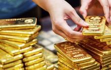Giá vàng SJC giảm mạnh, về ngang giá vàng thế giới