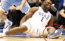 """Cổ phiếu của Nike """"bốc hơi"""" 3 tỷ USD sau khi giày của một hảo thủ bóng rổ nổ toạc trên sân gây chấn thương"""