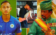 Cầu thủ 'đẹp trai' nhất thế giới sắp sang Việt Nam: Cháu đích tôn Quốc vương Brunei, sở hữu gia sản nghìn tỷ nhưng chỉ thích đá bóng