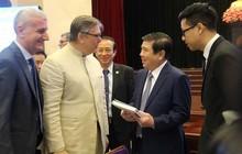Nhà đầu tư nước ngoài đề nghị gì với lãnh đạo TPHCM