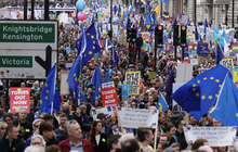Nước Anh rối loạn vì Brexit