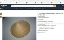 Amazon chưa mở trang bán hàng trực tiếp tại Việt Nam