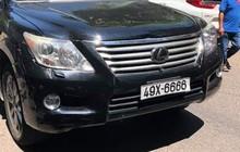 Bắt tạm giam người lái xe Lexus biển tứ quý tông vào đám tang