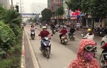 Video: Hàng trăm người ngang nhiên đi ngược chiều để tránh đèn đỏ ở Hà Nội