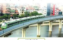 Những người được ưu tiên khi đi đường sắt đô thị Cát Linh-Hà Đông