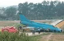 Bộ Quốc phòng thông tin nguyên nhân ban đầu vụ máy bay Su-22 gặp sự cố ở Yên Bái