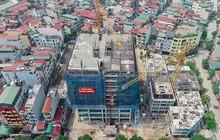 Vụ nhà nứt toác cạnh dự án chung cư: Dân kêu, chủ đầu tư chỉ hứa hẹn