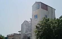Quán cà phê ở Hà Nội bốc cháy khiến hai người chết
