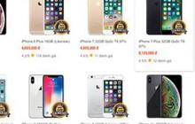 Sau vụ Nhật Cường Mobile: Điện thoại xách tay trầm lắng