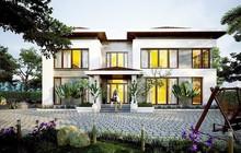 Nhà 1,5 tỷ đồng thiết kế đẹp như biệt thự hạng sang