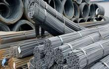Việt Nam vẫn chủ yếu nhập sắt thép từ Trung Quốc