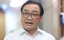 Bí thư Hà Nội Hoàng Trung Hải nói về việc ông chủ Nhật Cường Mobile bỏ trốn