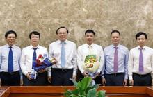 Bộ Tài nguyên Môi trường bổ nhiệm nhiều nhân sự chủ chốt
