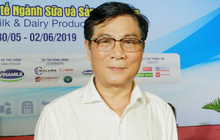 Chủ tịch Hiệp hội sữa Việt Nam: Chưa thấy doanh nghiệp Việt 'ngắc ngoải' vì sữa ngoại