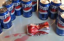 Pepsi đánh bại Coca-Cola trên nhiều mặt trận, ngay cả kết quả tìm kiếm trên Google cũng nhỉnh hơn 22 triệu!
