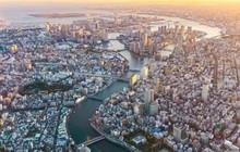 """Chẳng riêng Hà Nội, thủ đô Tokyo của Nhật Bản cũng có những dòng sông bị """"bức tử"""""""
