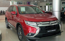 Liên tục giảm giá, Mitsubishi Outlander tham vọng đuổi theo Honda CR-V, Mazda CX-5 tại Việt Nam