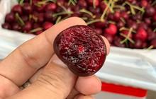Người Việt được lợi mua cherry Mỹ giá rẻ vì chiến tranh Mỹ - Trung