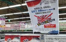 Làn sóng tẩy chay hàng Nhật ở Hàn Quốc