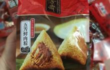 Đáng sợ, bánh chưng nội địa Trung Quốc 9 tháng không hỏng